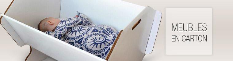 meuble en carton chambre bebe avec des id es int ressantes pour la conception de. Black Bedroom Furniture Sets. Home Design Ideas