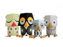 The Wise Guys - jouets en papier