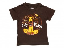 T-shirt Lion 'J'ai faim !!!'