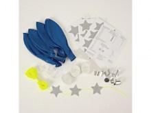 Décoration pour anniversaire : Kit de 8 Ballons bleus