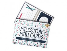 Set de 100 mini-cartes - Milestone