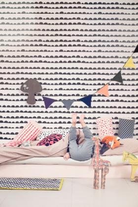 Drapeaux 'happy flag' - Ferm Living 9034